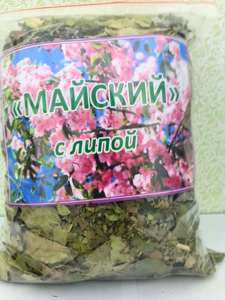 Майский чай с липой