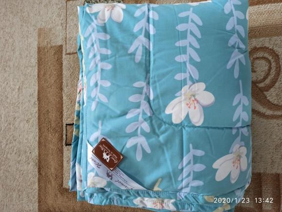 Одеяло из верблюжьей шерсти 2-х спальное