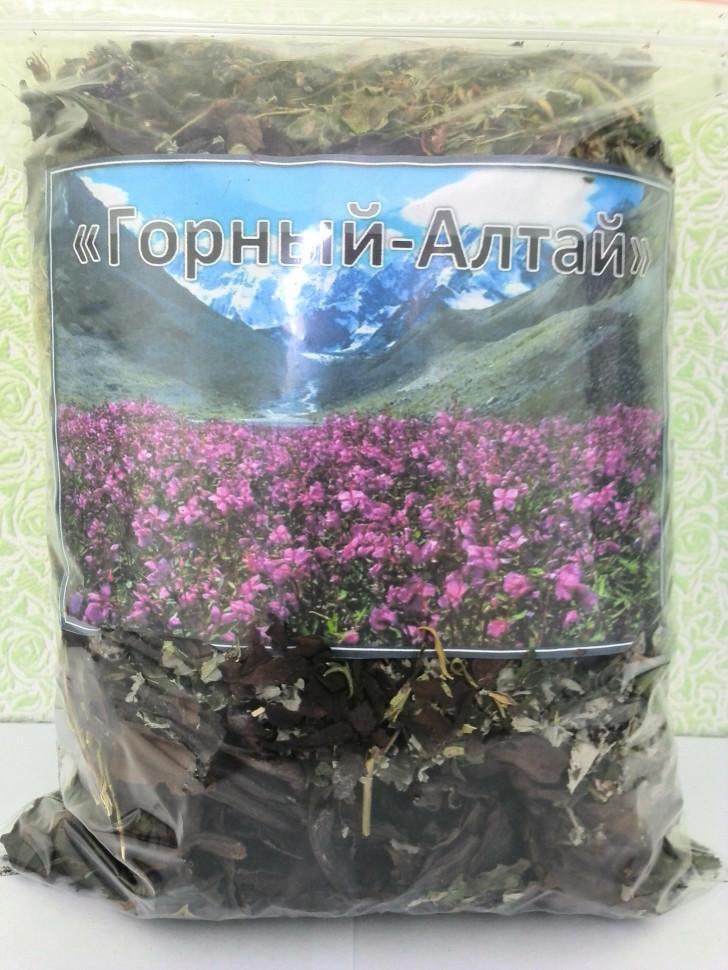 Горный Алтай чайный сбор