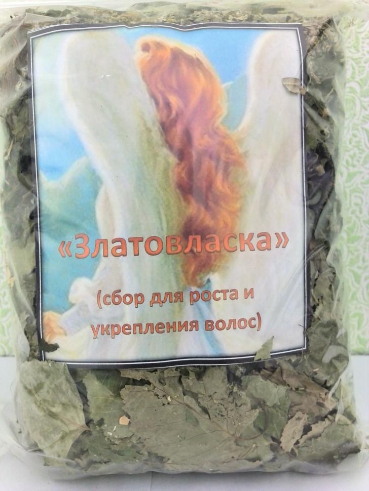 Златовласка сбор трав для роста и укрепления волос