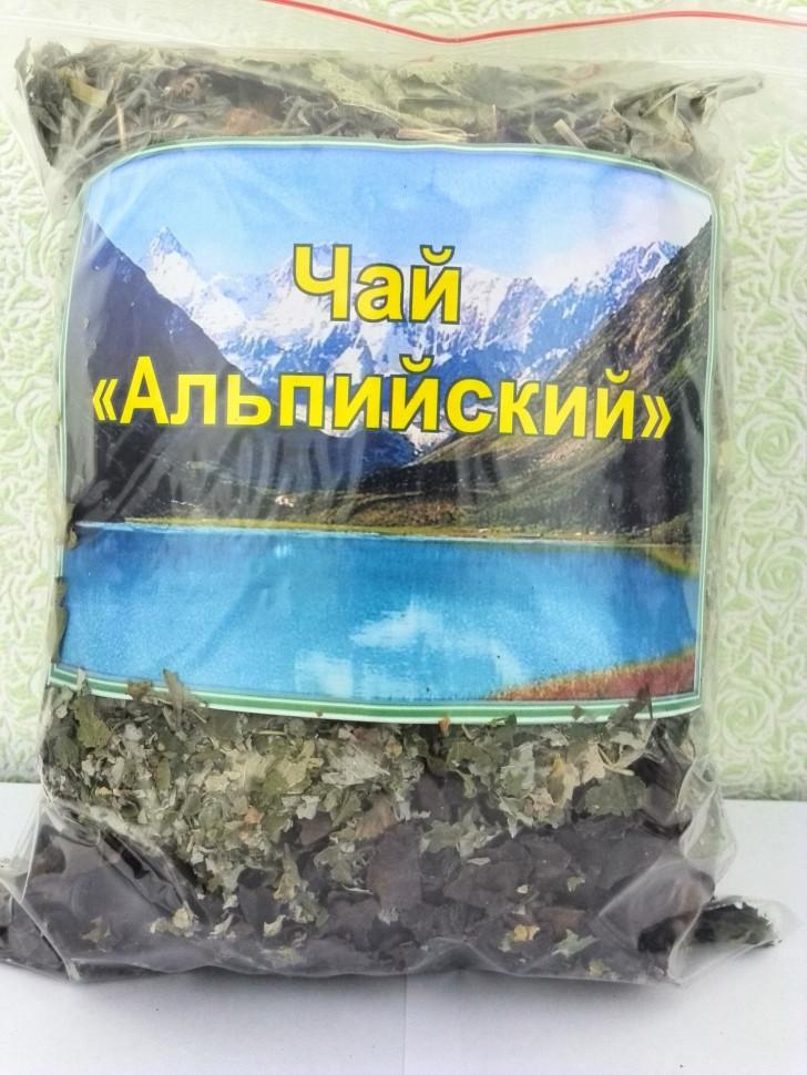 Альпийский чай