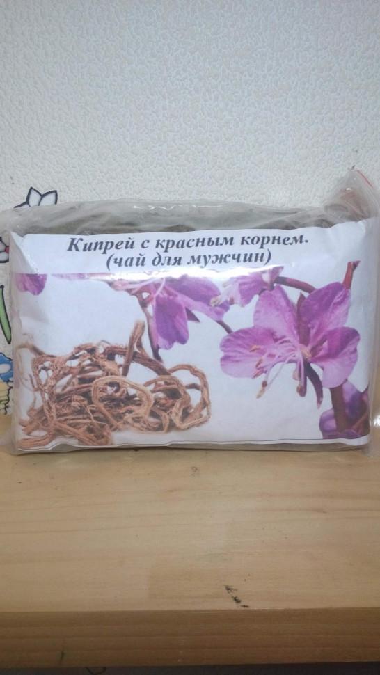 Кипрей с красным корнем сбор для мужчин