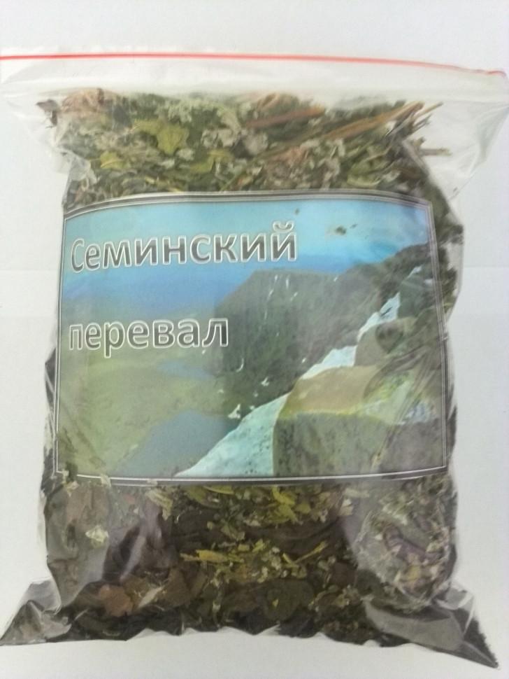 Семинский перевал чай