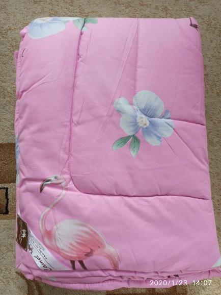 Одеяло из верблюжьей шерсти 1,5 спальное