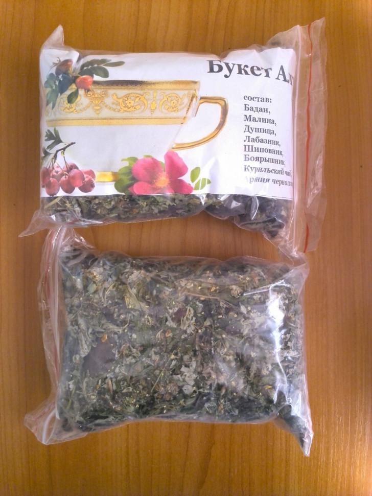 Букет Алтая Чай