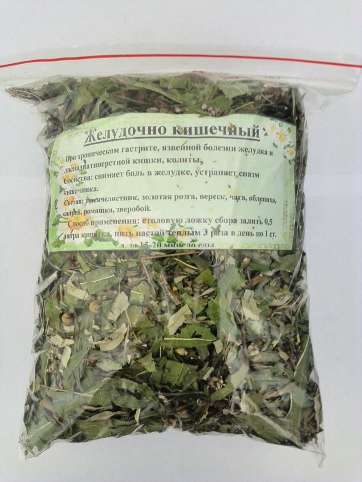 Желудочно-кишечный сбор трав